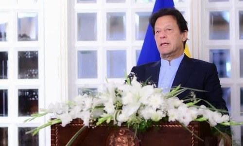 پاکستان کو سب سے بڑا خطرہ مہاجرین کی آمد کا ہے، وزیراعظم