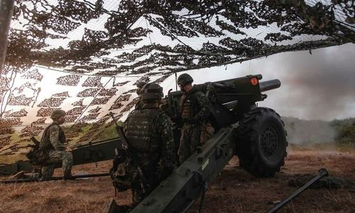 Taiwan drills military as concerns grow over China