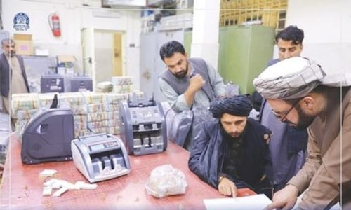 $12m seized from former Afghan officials