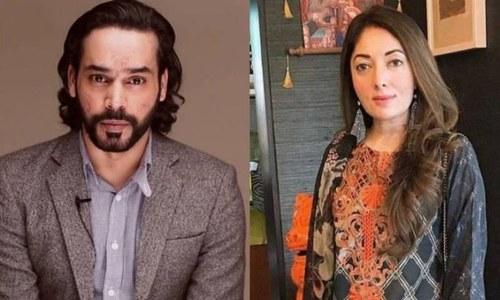 'تھپٹر' سے متعلق تبصرے پر گوہر رشید کا شرمیلا  فاروقی کو جواب