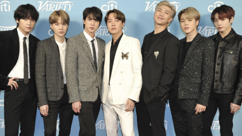 K-pop group BTS appointed special diplomatic envoys by South Korean president