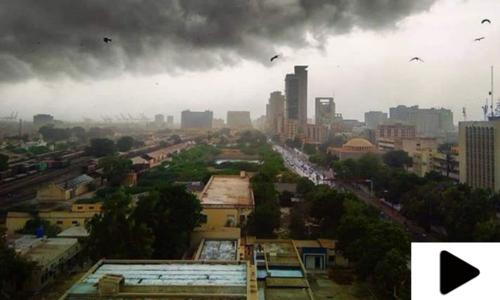 کراچی میں کل سے سمندری ہوائیں بحال ہونے کا امکان