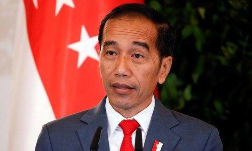 Indonesian court finds president negligent in air pollution lawsuit