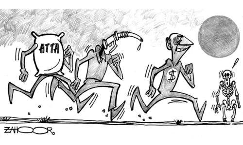Cartoon: 17 September, 2021