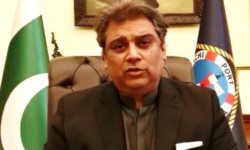 علی زیدی کا الیکشن کمیشن سے نوٹس پر غیر مشروط معافی کا مطالبہ