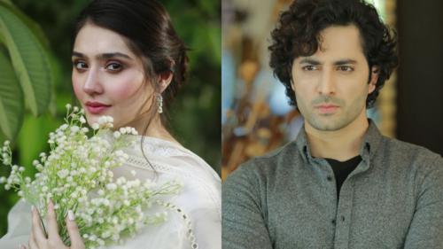 Dur-e-Fishan Saleem to star alongside Danish Taimoor in upcoming drama Ishq e Junoon