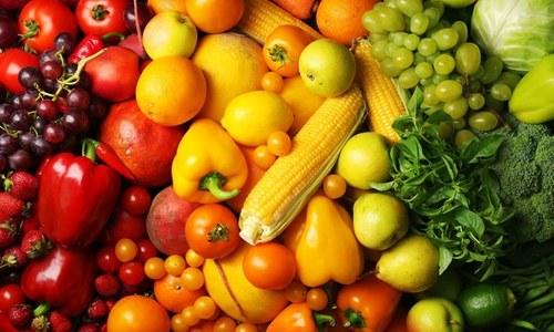 پھلوں، سبزیوں کا استعمال اور ورزش زندگی میں خوشی کا احساس بڑھائے