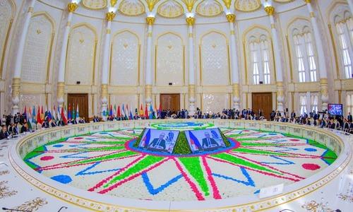 SCO asks US to help avert crisis in Afghanistan