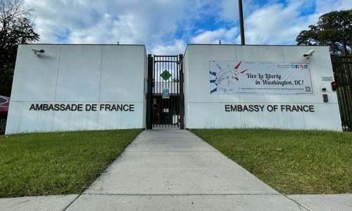 فرانس نے امریکا، آسٹریلیا سے اپنے سفیروں کو واپس بلا لیا