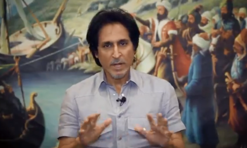 Channel your frustration and anger into your performance, Ramiz Raja tells cricket team