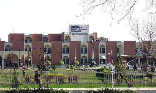 Health ministry notifies five members of Pims BoG