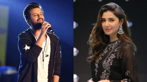 Mahira Khan to feature in Atif Aslam's upcoming song 'Ajnabi' 10 years after Bol