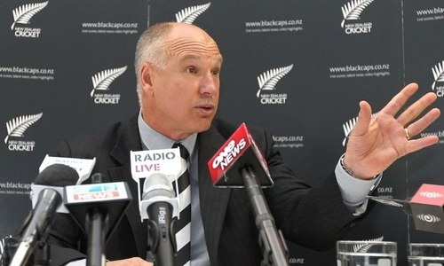 New Zealand cricket chief open to discuss restaging of abandoned Pakistan series