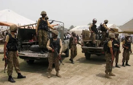 Security forces kill TTP commander involved in murders of NGO workers, FWO engineers: ISPR