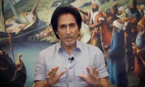انگلینڈ کے دورہ پاکستان سے دستبرداری پر مایوسی ہوئی، رمیز راجا