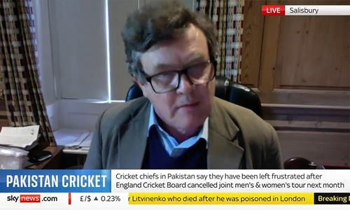 'Pusillanimous and cowardly': British journalists heap scorn on ECB for calling off Pakistan tour