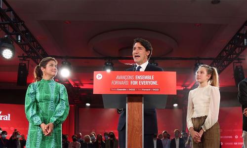 کینیڈین وزیراعظم تیسری مرتبہ منتخب، واضح اکثریت حاصل کرنے میں ناکام