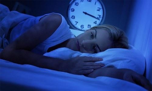 نیند کی کمی کا ایک اور بڑا نقصان سامنے آگیا