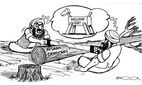 Cartoon: 22 September, 2021