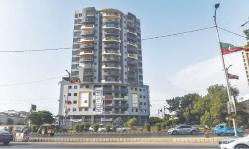 SC orders demolition of 15-storey Nasla Tower in Karachi after one month