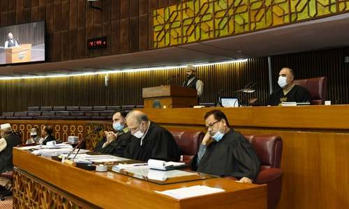 Quorum in National Assembly becomes chronic problem