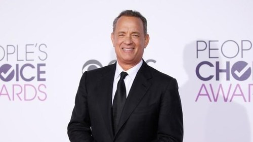 Tom Hanks hails 'magical art' of movies at new LA film museum