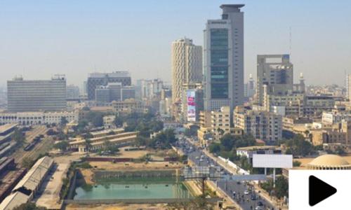 کراچی کے شہریوں پر نئے ٹیکس کا بوجھ ڈالنے کی تیاری