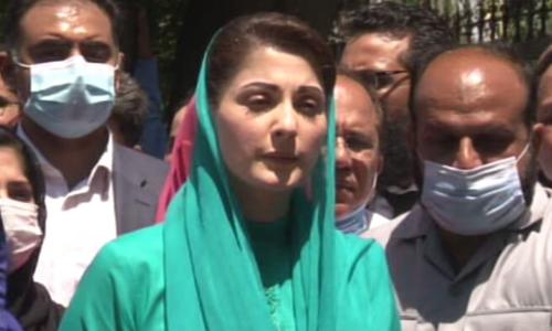 خامیوں کی نشاندہی پر الیکشن کمیشن حکومت کے عتاب کا شکار ہے، مریم نواز