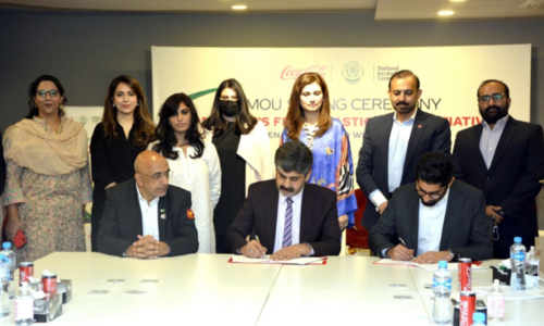 Recycling 10 tonnes of plastic bottles, Coca-Cola is all set to launch Pakistan's first-ever Plastic Road Pilot Project