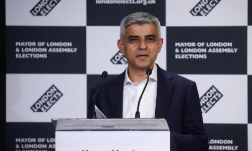 London Mayor Sadiq Khan calls for misogyny to be made a hate crime