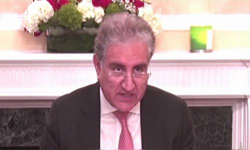 او آئی سی مقبوضہ کشمیر میں بھارتی مظام دنیا بھر میں بے نقاب کریں، وزیر خارجہ