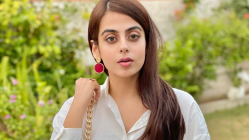 Actor Yashma Gill disapproved of the depiction of suicide in her drama Azmaish