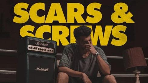 Shamoon Ismail's new album Scars and Screws has sent excited fans on a listening spree