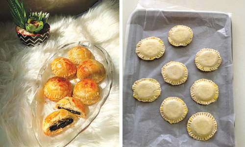 Cook-it-yourself: Oreo puffs