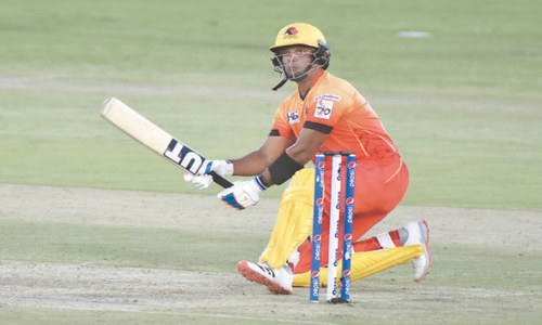 Khurram Manzoor oversees Sindh's victory over Southern Punjab in National T20 Cup