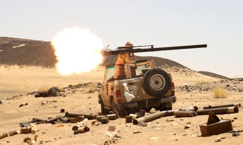 Over 140 killed as Yemeni troops fight Houthis in Marib