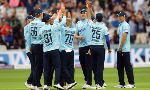 England players had no role in Pakistan pullout decision, says players' union