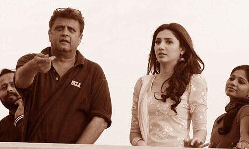 'ہم کہاں کے سچے تھے' کی تعریف پر ماہرہ خان بھارتی فلم ساز کی مشکور
