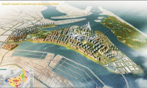 CPEC panel okays ambitious Karachi coastline plan
