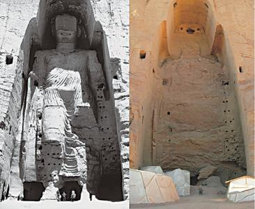 CULTURE: THE WAR ON AFGHAN ANTIQUITIES
