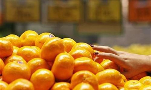 No sales tax on fresh fruit imports from Kabul