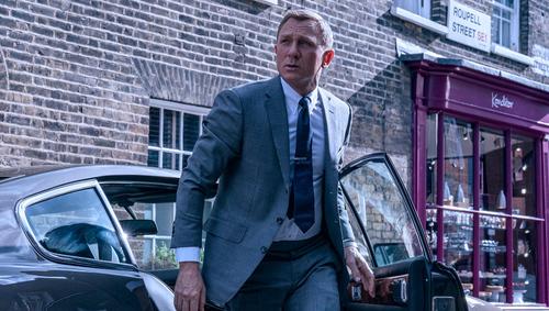 'Massively grateful' Daniel Craig bids farewell to James Bond