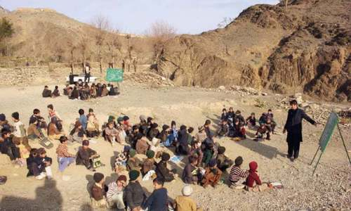 Centre releases only 37pc of promised uplift funds to ex-Fata in three years
