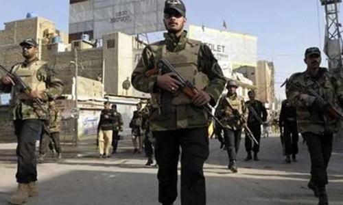 بلوچستان: مستونگ میں سی ٹی ڈی کی کارروائی، داعش کا کمانڈر ہلاک