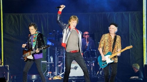 Rolling Stones mark first tour without Charlie Watts with video tribute