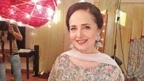 Hina Khawaja Bayat — a woman of steely determination