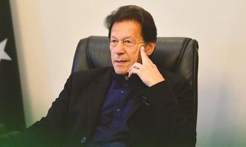 وزیرِ اعظم عمران نے جدید کراچی سرکلر ریلوے کا سنگ بنیاد رکھ دیا