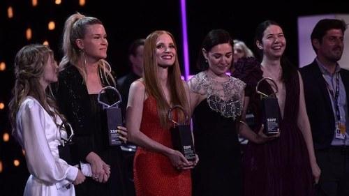 Women win top awards at San Sebastian film festival