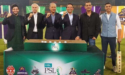 پی سی بی کی پاکستان سپر لیگ کی تمام فرنچائزز کو نئے مالیاتی ماڈل کی پیشکش