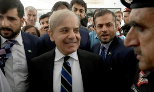 Editorial: While the PML-N struggles with its dual narrative, Shehbaz is preparing for the next elections